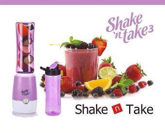 Shake 'n Take เครื่องปั่นน้ำผลไม้พร้อมดื่ม รุ่น SnT3( สีม่วง)