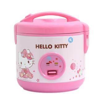รีวิว GALAXY หม้อหุงข้าวไฟฟ้า 1 ลิตร Hello Kitty รุ่น RC-112 K7 แนะนำ