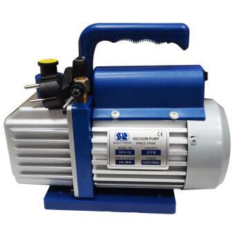 แว็คคั่มปั๊ม 1.5A เครื่องแวคคั่ม vacumm pump ยี่ห้อ SP รุ่น SPG-1A