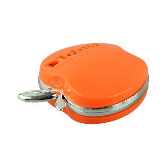 Air purification Machine เครื่องฟอกอากาศเอนกประสงฆ์ ฟอกอากาศในรถยนต์(Orange)กลิ่นหอม: ส้ม