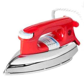 SHARP เตารีดแห้ง 3.5ปอนด์ รุ่น AM-P455.R สีแดง