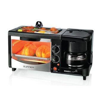 SUMMER เครื่องทำอาหารเช้าอเนกประสงค์ รุ่น SU0464
