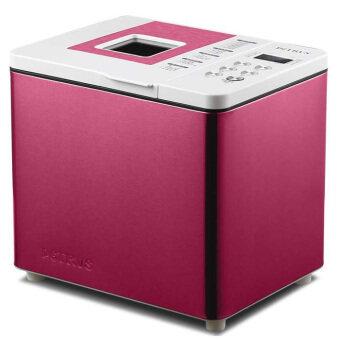 Petrus เครื่องทำขนมปังอเนกประสงค์ รุ่น PE6600 - pink