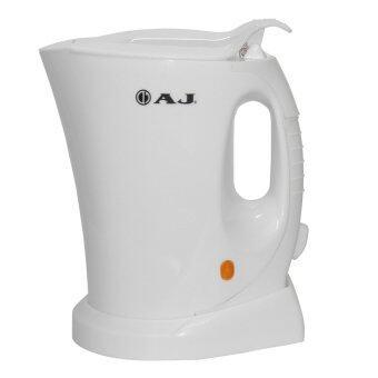 AJ กาต้มน้ำไฟฟ้า รุ่น CA-002 1 ลิตร (สีขาว)