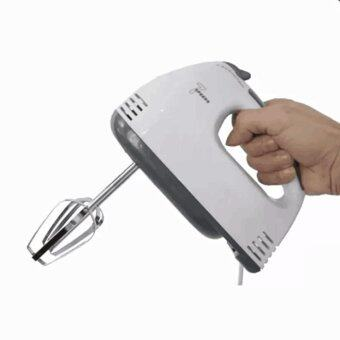 meet Best to Buy BEST HS Electric 7 Speed Egg Beater Flour Mixer Mini Electric Hand Held Mixer เครื่องผสมแป้งตีไข่