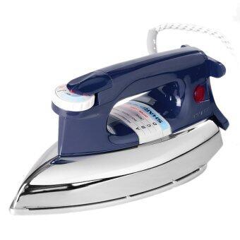 SHARP เตารีดแห้ง 3.5ปอนด์ รุ่น AM-P455.N สีน้ำเงิน