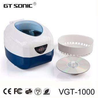 Harga ultrasonic cleaner VGT-1000 for razor, eyeglass, watch GT SONIC