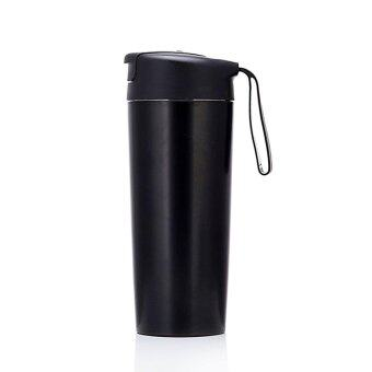 Harga Magic Mighty Suction Mug Tumbler Travel Never Spill Bottle Stainless Steel Thermos Mug - intl
