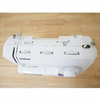 Brother จักรเย็บผ้า รุ่น GS-2700- แถมฟรีแผ่นรองจักร+ตีนผีพื้นฐาน 5 แบบ (image 2)