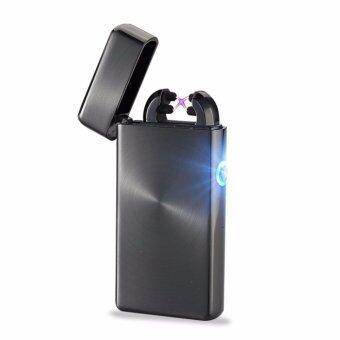 Lighter ไฟแช็ค ไฟแช๊ค ไฟแช๊ก ไม่ใช้แก๊ส ชาร์จแบต USB ที่จุดบุหรี่ สวย เท่ห์ ลายมังกร