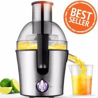 Electric Juice Extractor เครื่องคั้นน้ำผักผลไม้แบบแยกกากคุณภาพสูง - Silver Series