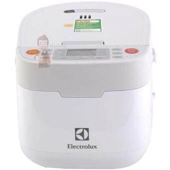 ELECTROLUX หม้อหุงข้าว 1.2ลิตร 700 วัตต์ Digital 3D รุ่น ERC-6503W