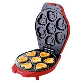 FRY KING เครื่องทำแพนเค้ก-ขนมไข่ รุ่น FR-C1 (สีแดง/สีดำ)