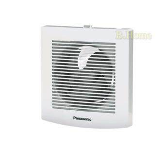 Panasonic พัดลมระบายอากาศแบบติดผนังสำหรับห้องน้ำ 6 นิ้ว รุ่น FV-15EGK1T - สีขาว