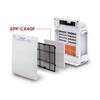 HITACHI แผ่นฟิลเตอร์กรองอากาศ รุ่น EPF-CX40Fสำหรับเครื่องฟอกอากาศ รุ่น EP-A3000และEP-A5000 (image 2)