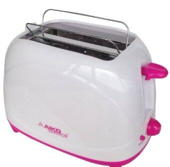 Aiko เครื่องปิ้งขนมปัง รุ่น KT-600G - สีชมพู