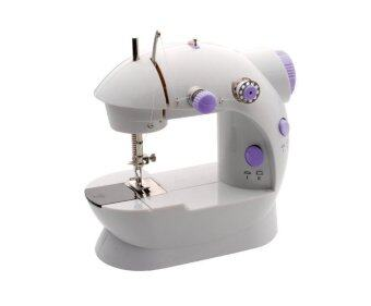 Harga Mini Sewing Machine with light and 34 different kind of gift - intl
