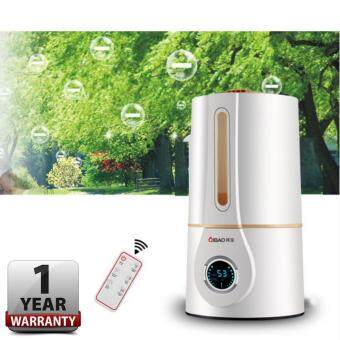 Air Purifiers Ultrasonic Aromatherapy Humidifier OmronO2 เครื่องเพิ่มความชื้น เครื่องพ่นไอน้ำ เครื่องพ่นควัน เครื่องทำไอน้ำ เครื่องฟอกอากาศ