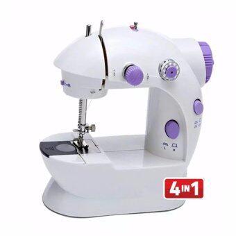 จักรเย็บผ้าไฟฟ้า MINI SEWING MACHINE-4-IN-1