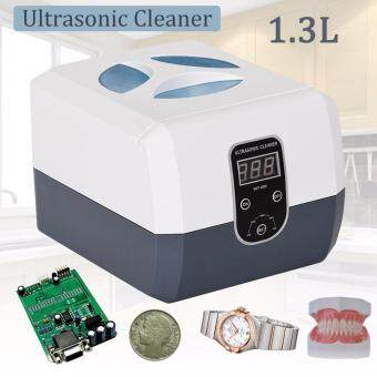 Harga VGT-1200 digital ultrasonic jewelry cleaner 1.3L with free cleaning basket AC220~240V, 50Hz