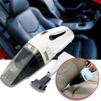 Elit เครื่องดูดฝุ่นแบบมือถือ สำหรับรถยนต์ Wet and dry Portable Car Vacuum (White)