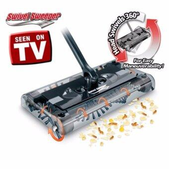 ไม้กวาดไฟฟ้า Swivel Sweeper