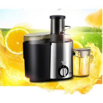 DJSHOP เครื่องคั้นน้ำผักและผลไม้แบบแยกกาก รุ่น L813 (Silver)