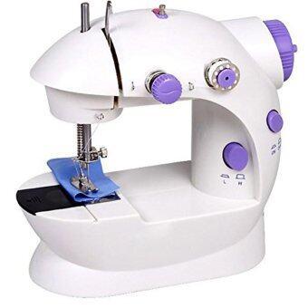 มินิจักรเย็บผ้าอยู่บ้านเครื่องมืออุปกรณ์งานฝีมือ