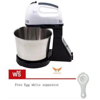 iremax เครื่องตีแป้ง เครื่องผสมอาหาร Detachable Stand Mixer 180W Free Egg white separator (price:99-)