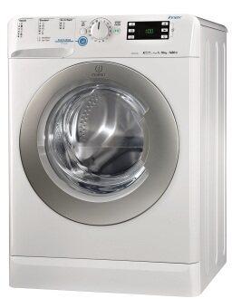 จัดโปรโมชั่น เครื่องซักผ้าเปิดฝาด้านหน้า INDESIT ขนาดความจุ 10 กิโลกรัม XWE 101484X WSSS EU