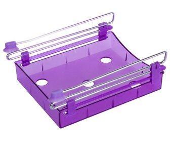 2560 KY กล่องลิ้นชักเก็บของในตู้เย็นให้เป็นระเบียบ รุ่น DT102 (สีม่วง)
