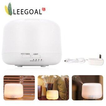 leegoal 300ml Aromatherapy Essential Oil Diffuser Ultrasonic CoolMist Humidifier With 7 Color LED Lights Changing And Auto Shut OffFor Home Office