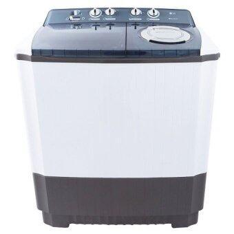 เครื่องซักผ้าสองถัง ยี่ห้อ LG ขนาด 10.5 กิโลกรัม - โมเดล WP-1350WST