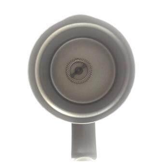 Milk Frother เครื่องตีฟองนม ไซด์เล็ก (สีเทา,สีเงิน) - 4
