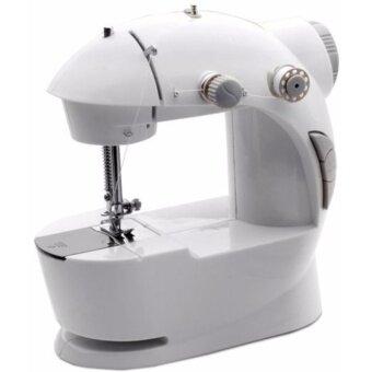 จัดโปรโมชั่น จักรเย็บผ้าไฟฟ้า มินิ ขนาดพกพา Mini Sewing Machine