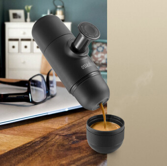 Minipresso GR เครื่องชงกาแฟเอสเพรสโซ่แบบพกพา