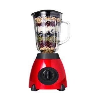 Ocean New Food Processors Multi-function household Stir Grind mince meat Liquidizer Juicer(Red) - intl