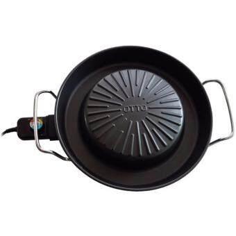 OTTO เตาปิ้งย่างไฟฟ้า GR-175 (ฺสีดำ)1900W