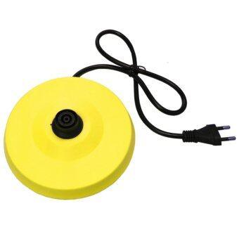 OXYGEN กาต้มน้ำสแตนเลสไร้สาย 1.8 ลิตร รุ่น EK-185 (สีเหลือง) (image 3)