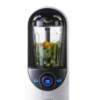 OZEN Vacuum Blender เครื่องปั่นน้ำผักผลไม้ ระบบสุญญากาศ (สีเทา) - 5