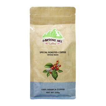 PAKSONGHILL ปากซองฮิลล์ เมล็ดกาแฟแท้