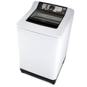เครื่องซักผ้าเปิดฝาด้านบน 1 ถัง ระบบ Automatic ขนาดความจุ 10 กิโลกรัม Panasonic โมเดลNa-F100a2