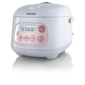 รีวิว PHILIPS HD4743 หม้อหุงข้าวดิจิตอล ความจุ 1ลิตร