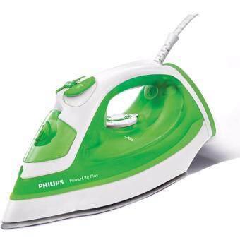 รีวิวพันทิป Philips เตารีดไอน้ำ PHILIPS GC2980/70 300ML(Green)