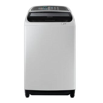 เครื่องซักผ้าเปิดฝาด้านบน ขนาดความจุ 12 กิโลกรัม Samsung โมเดล WA12J5713SG/ST (สีเทา)