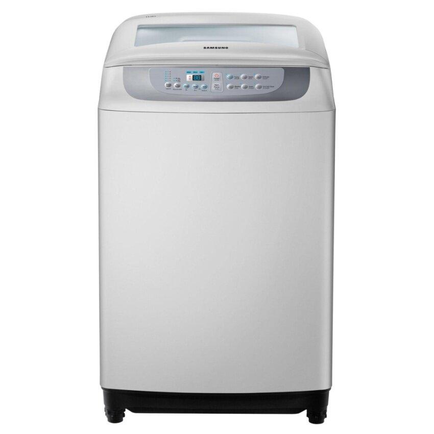 Samsung เครื่องซักผ้าฝาบน 13 กก. WA13F5S3QRY/ST พร้อมด้วย Wobble Technology