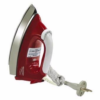 สนใจซื้อ SHARP เตารีดแห้ง 4.5ปอนด์ รุ่น AM-565.R สีแดง