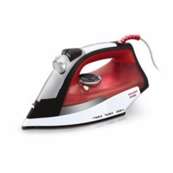SHARP เตารีดไอน้ำ รุ่น EIS202 สีแดง