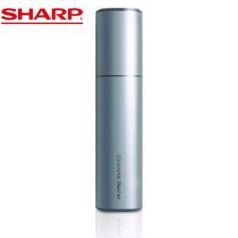 ประกาศขาย เครื่องซักผ้ามือถือ ยี่ห้อ SHARP Ultrasonic Washer โมเดล UW-A1T-S (Silver)