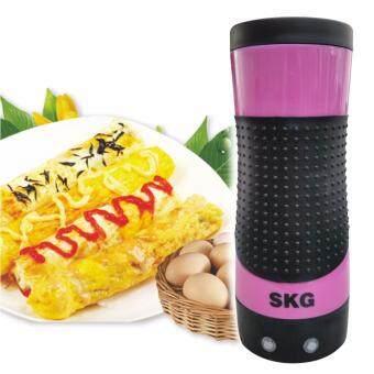 SKG เครื่องทำไข่ม้วน SK-5788 (สีชมพู)